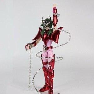 Image 5 - CMT EX Andromeda Shun V3 OCE версия final Cloth EX metal armor отличные игрушки GT EX Bronze Saint Seiya экшн фигурка