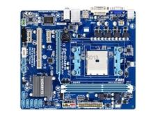 gigabyte GA-A55M-S2V original motherboard Socket FM1 DDR3 32GB desktop motherboard Free shipping