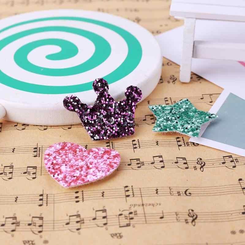 28 estilo lindo en forma de estrella borla Hairwear niñas princesa Hairclip niños Fotografía accesorios bebé accesorios para el pelo de bebé cosas
