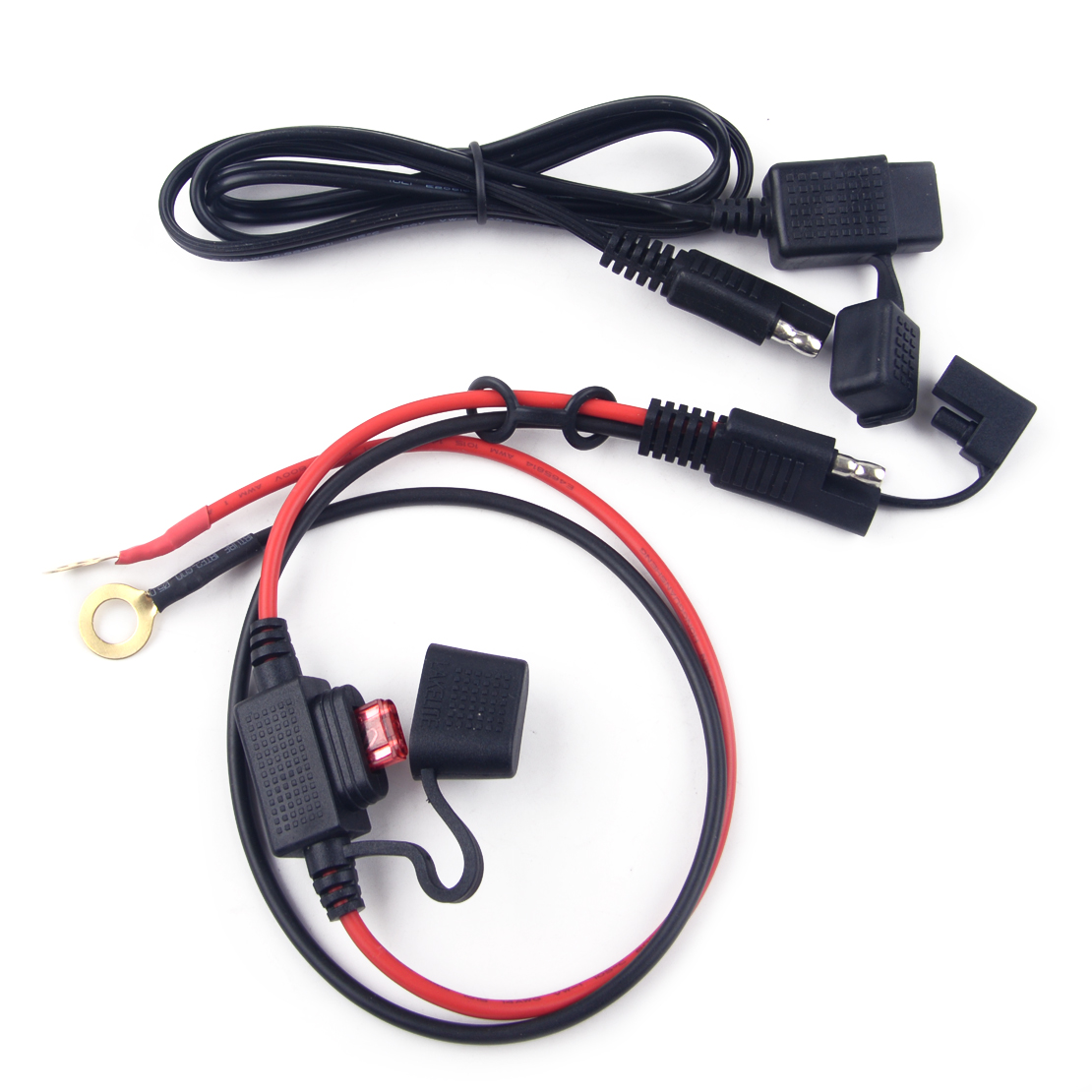Citall Motorcycle Waterproof Sae To Usb Cable Adapter 10a Battery Wiring Charging Wire Inline Fuse Kit Spt1 18awg In Cables Adapters Sockets From Automobiles