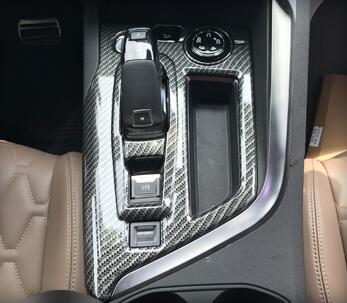 Pour 2017 2018 Peugeot 3008 GT 5008 ABS Chrome De Voiture Engrenages cadre panneau Décoration Couverture garniture Accessoires Style