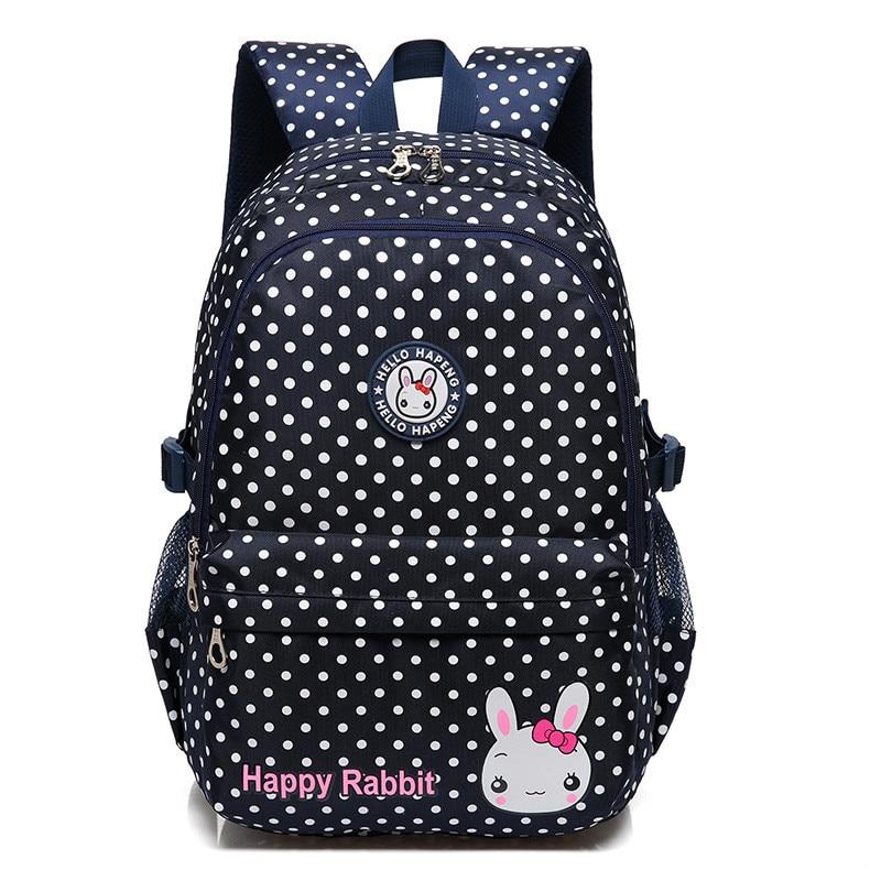 New Boys Girls Schoolbags Kids Satchel Child School Backpack Children School Bags For Girls Mochila Infantil