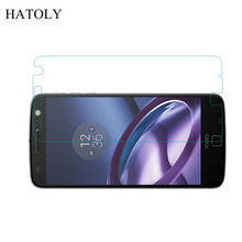 2PCS Screen Protector Glass For Moto Z Tempered Motorola / Droid X4 Film HATOLY