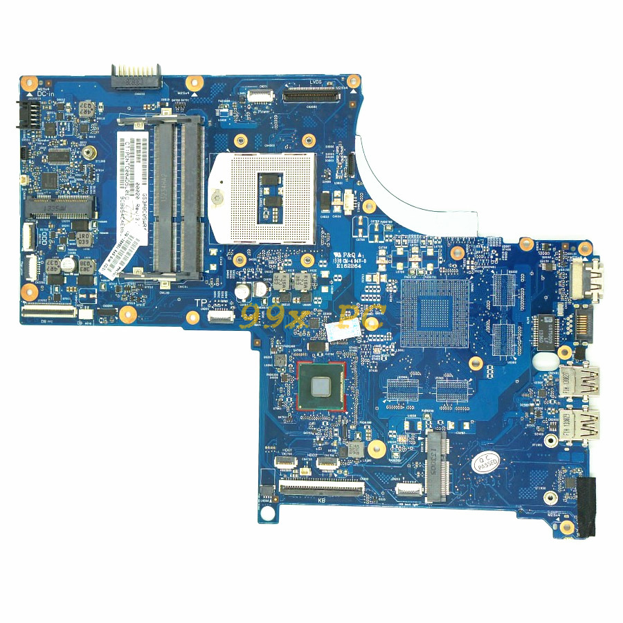 Joutndln For Hp Elitebook 820 G1 Laptop Motherboard 731066-001 6050a2560501-mb-a02 W/ I5-4300u Cpu Laptop Accessories