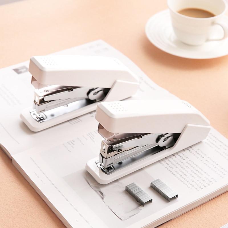 MIRUI effort stapler one finger press easy office 20 pages large thick standard stapler deli 0395 stapler heavy duty stapler thick layer of stapler wholesale and retail