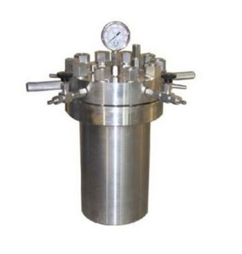 Pressure Hydrothermal Autoclave Reactor 500ml 22Mpa 380
