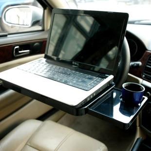 ordinateur portable de la voiture de bureau pliage bureau. Black Bedroom Furniture Sets. Home Design Ideas
