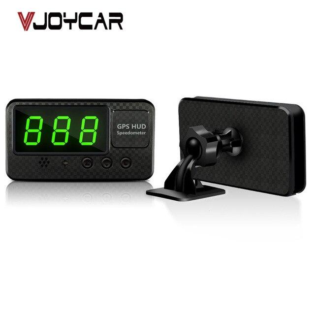 VJOYCAR C60S GPS Speedometer For Car Motorcycle Bike Cheapest Digital Speed Display GPS Hud Head Up Display