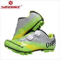 SIDEBIKE MTB нейлон ТПУ Сверхлегкий велосипедные туфли автоблокировкой велосипед обувь горный велосипед спортивная обувь для верховой езды