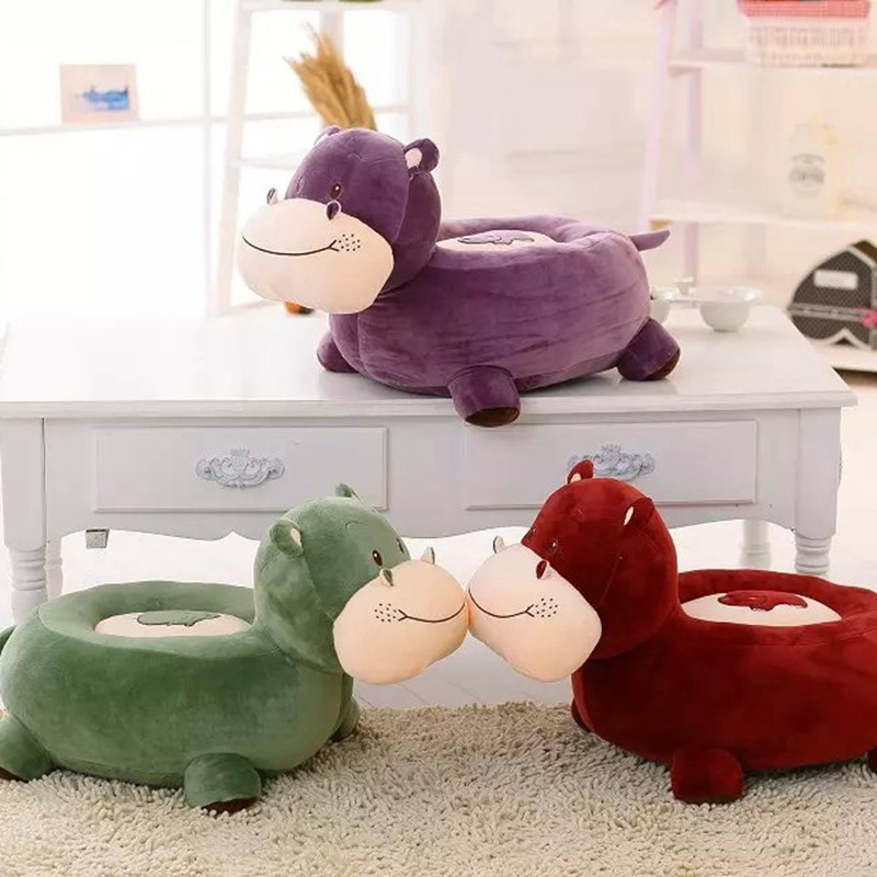 new plush high quality hippo sofa toy cartoon hippo sofa gift about 60x45x40cm the huge lovely hippo toy plush doll cartoon hippo doll gift toy about 160cm pink