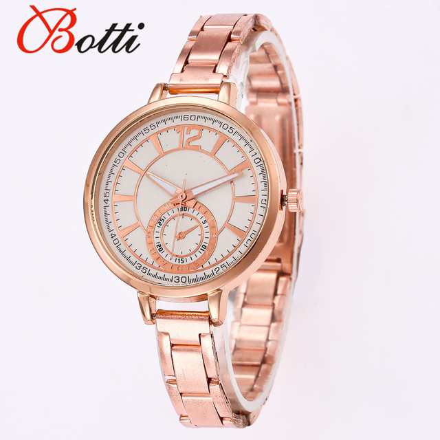 20fdd840d0d28 2018 New Gold Women Watches Luxury Bracelet Dress Watch High Quality Ladies  Quartz Watch Woman Wristwatch Relogio Feminino Gift. BEST SAVINGS.