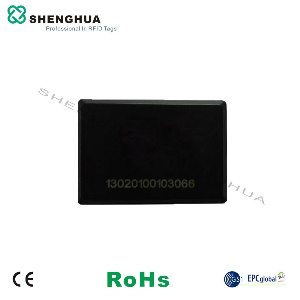 10pcs/pack Low Price Passive Sticker UHF RFID Tag Aline Card Metal RFID Sticker Tags