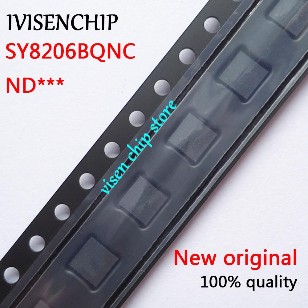 5pcs SY8206BQNC  SY8206B  SY8206 (ND4LL ND3NA ND2CZ... ) QFN-6