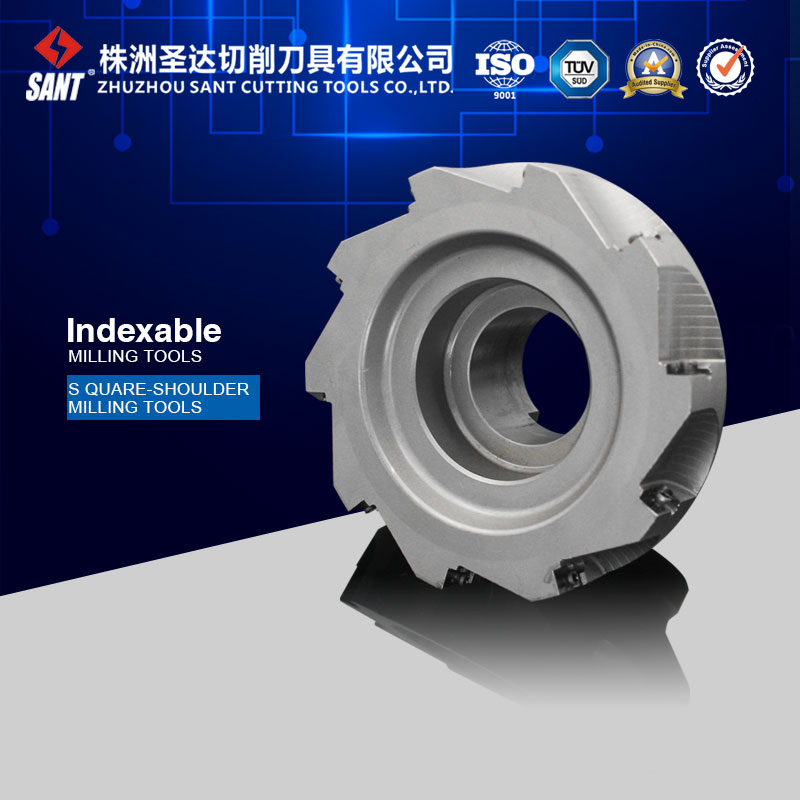 EMP02-100-B32-AP11-10 Square should milling cutter with high quality and good price made in China  цены