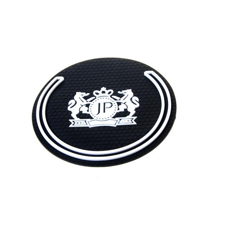 Car Anti Slip Pad Rubber Mobile Sticky Stick Dashboard Phone Shelf Anti Non Slip Mat For JP Crown Badge GPS MP3 Car DVR