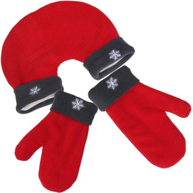3pcs/set Couple Gloves...