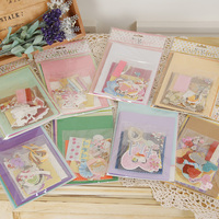 Card making kits shop cheap card making kits from china card eno greeting eno greeting card making kit kids craft creative scrapbooking card supplies vintage greeting card m4hsunfo