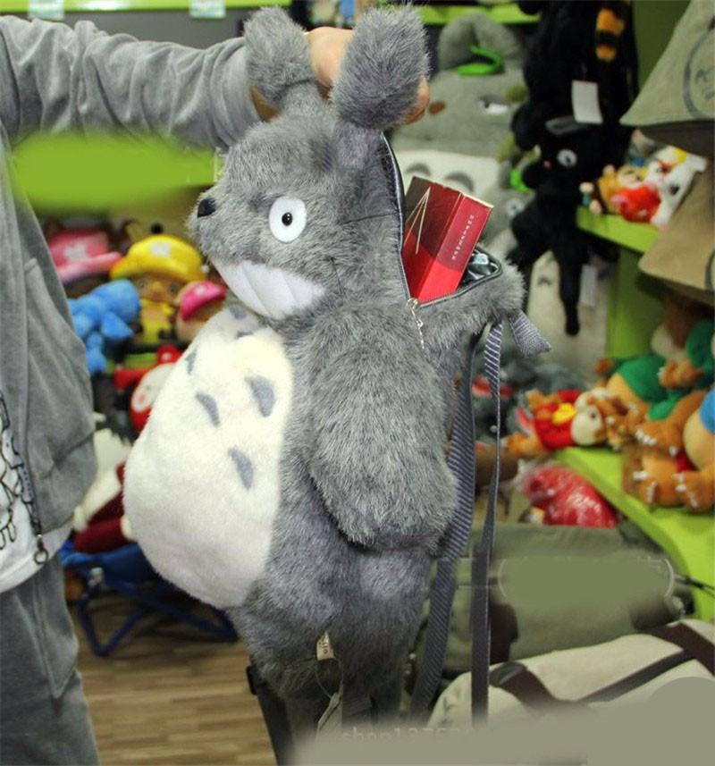 totoro plush doll backpack04