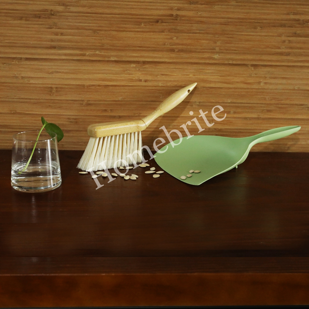 Brush And Dustpan Set Small Size Multi Function Comfort