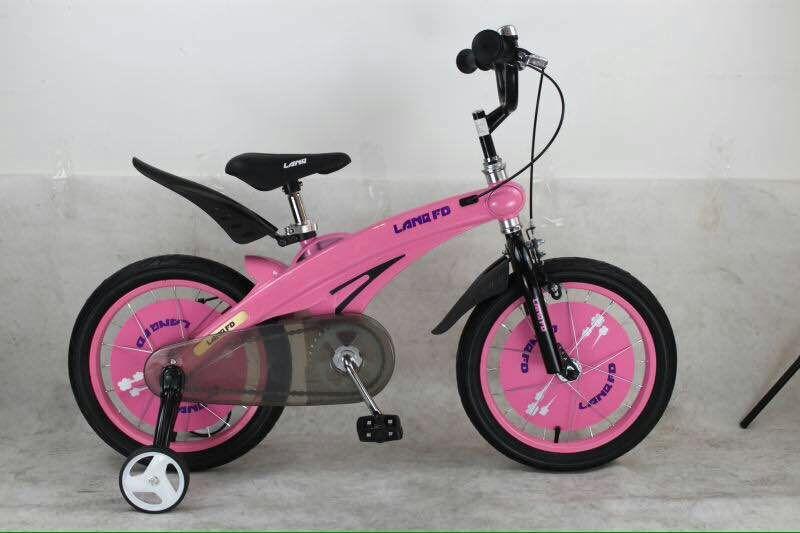 12inch LAN Q Kids bicycles Magnesium alloy bike disc brakes bicycle 14inch bike 16inch bike
