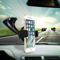 2 في 1 سيارة الزجاج لوحة الهاتف حامل + شاحن لاسلكي العالمي جبل حوض قوس لشحن سامسونج الهواتف النقالة