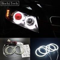 HochiTech Super Bright White Color Light SMD LED Angel Eyes For Chevrolet CAPTIVA S3X 2006 2011