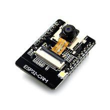 ESP32 CAM Module WiFi ESP32 série à WiFi ESP32 carte de développement de came 5V Bluetooth avec Module de caméra OV2640 Nodemcu