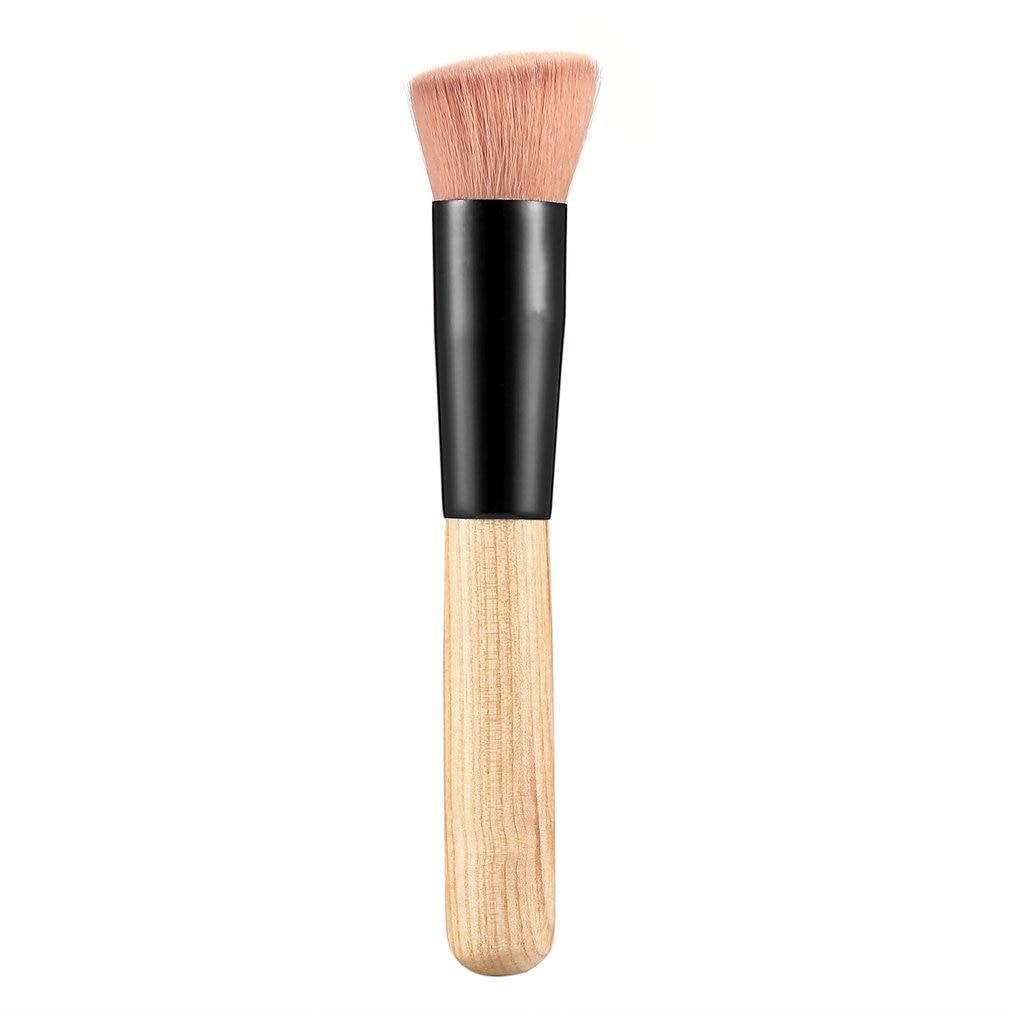 2018 Pro Makeup Sets Kit Blush Powder Foundation Brush Sponge Puff Contour Brush Beauty Cosmetics Make up Tool