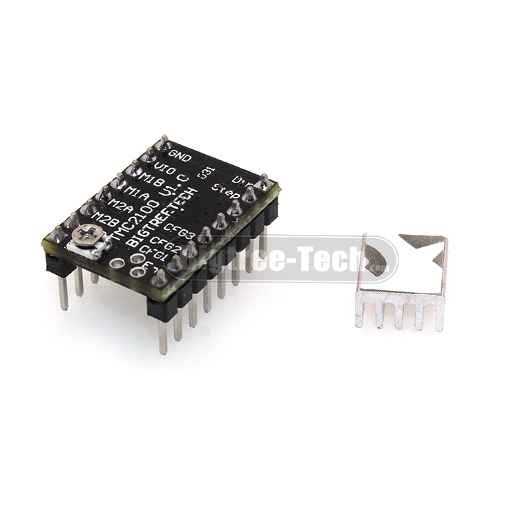 5pcs New Stepstick Mks Tmc2100 Stepper Motor Driver Ultra