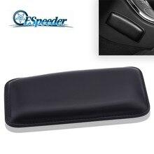 ESPEEDER автомобильное сиденье бедра поддержка подушки детские мягкие кожаные ноги наколенники универсальные аксессуары для интерьера