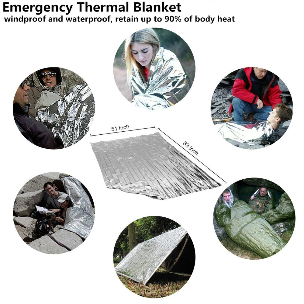 10 In 1 Emergency Survival Gear multi tool Professional First Aid Kit Outdoor Camping equipment Survival Tools Whistle Flashlight Tactical Pen (2)