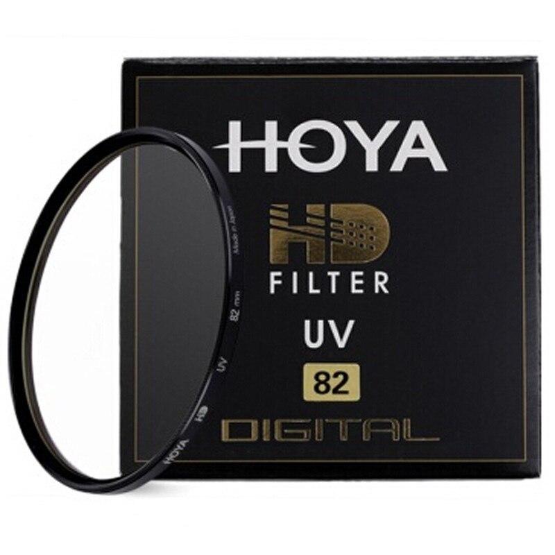 52 55 58 62 67 72 77 82mm Hoya HD UV Ultra-Violet filtre Numérique Haute Définition Protecteur D'objectif Pour Canon Nikon Sony Camera Lens