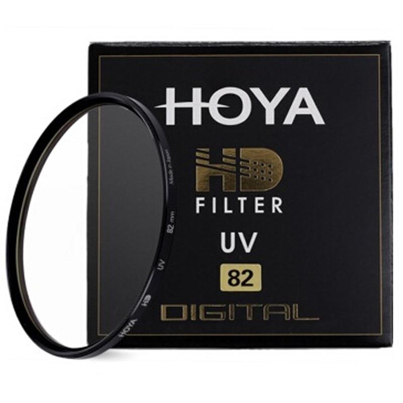 52 55 58 62 67 72 77 82mm hoya HD UV ultra-Violet Filtro digital de alta definición para Canon Nikon Sony Objetivos para cámaras