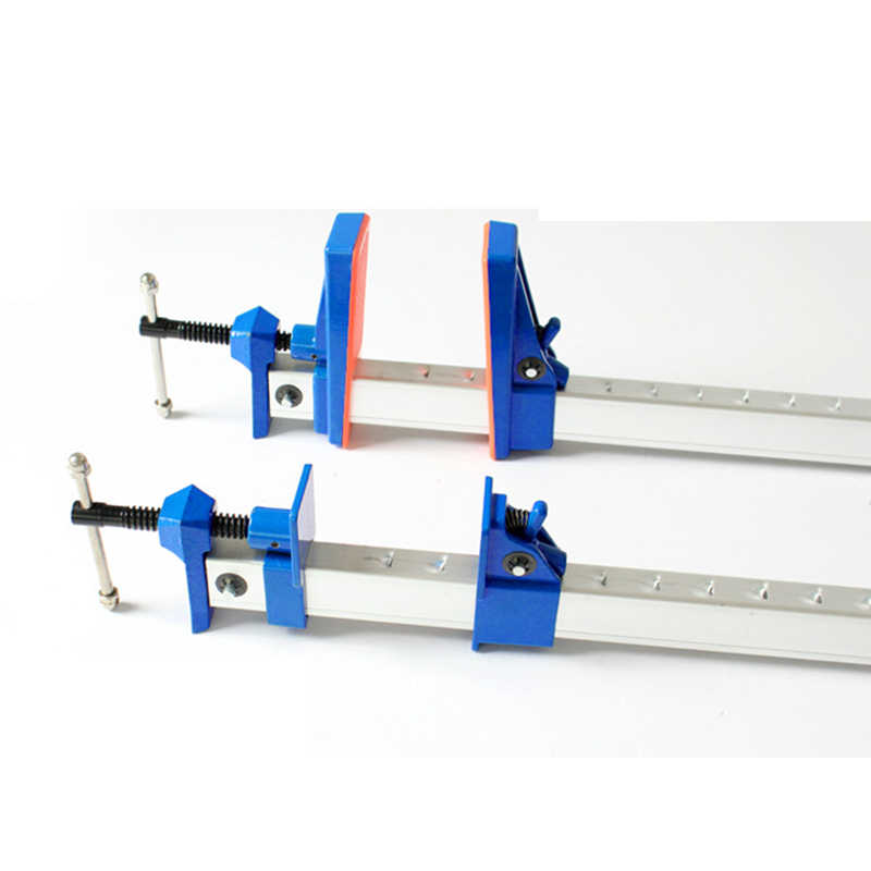 1400 mm-Pack de 6 Aluminium Sash Clamps