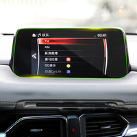 Car Styling GPS Navigation Screen Tempered Steel Protective Film For Mazda CX 5 CX5 CX 5