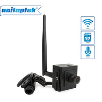 Mini Security HD 2MP Wireless IP Cam Wifi CCTV Network Cam Microphone SD Card Support Android iPhone P2P CamHi View SONY 307