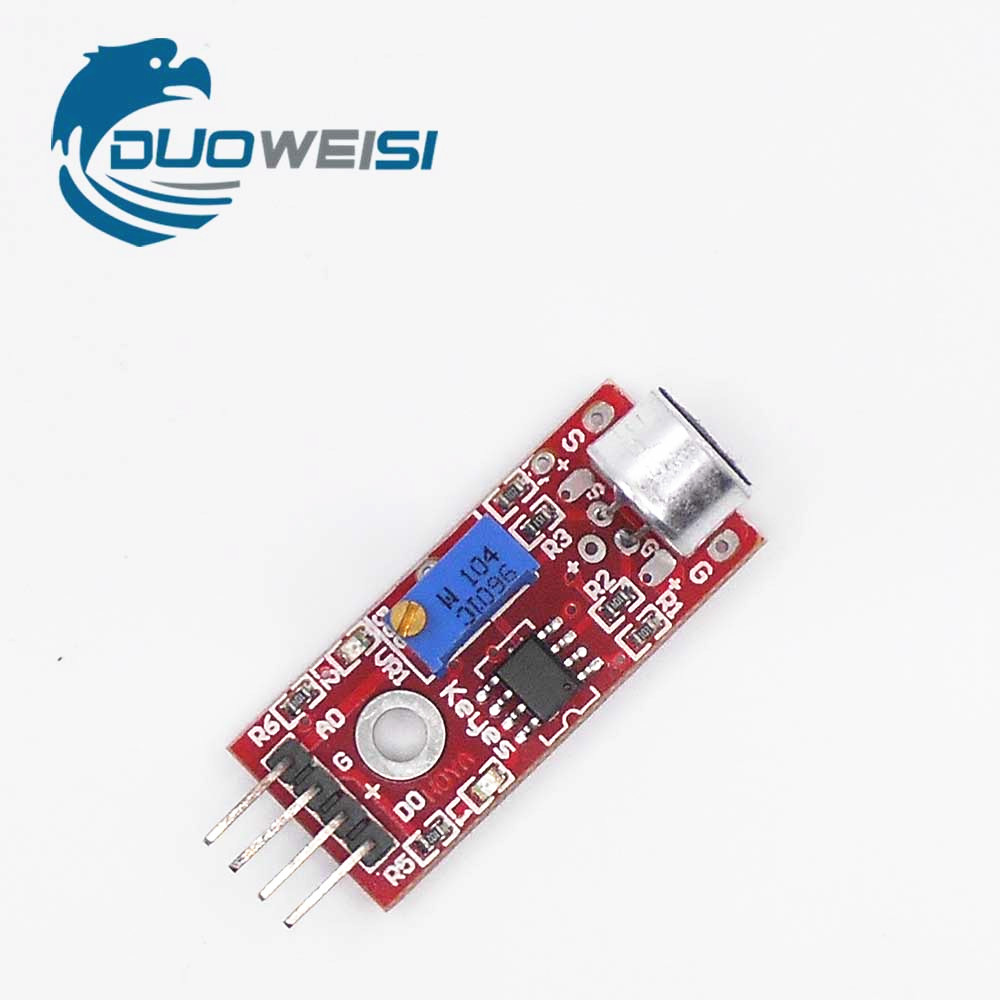 Microphone Amplifier Module Sound MIC Microphone Voice Module cfsunbird best price 10pcs max9812 microphone amplifier sound mic voice module for arduino 3 3v 3 5v