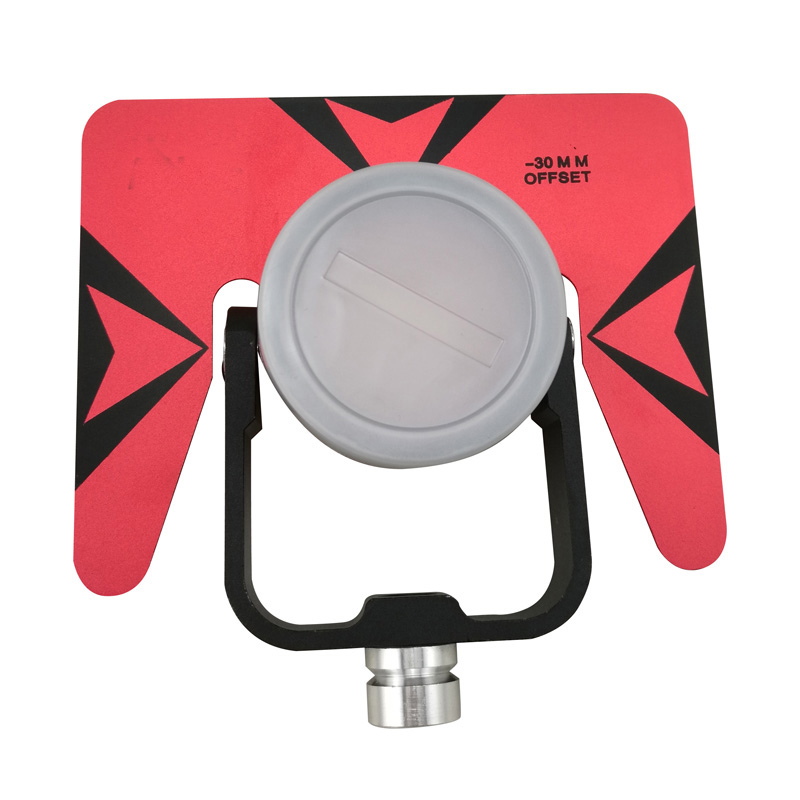 prism,For the total station,Prism constant:-30mm, surveying prism for total station gph1 gpr1 gzt44