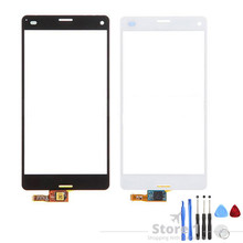 for Sony Xperia Z3 Compact Touch Screen Glass Panel Digitizer Touchscreen Replacement for Xperia Z3 Mini