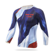 Long Sleeve Sports Cycling Clothing Breathable Men's Shirt Road Mountain Bike Wearing Cycling Jersey #L10