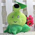 7.5inch Cute Plant Vs Zombies Series Plant Bursa Plush Toy Doll,1pcs/pack
