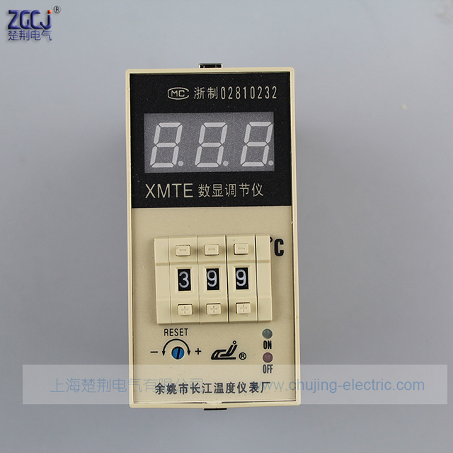 0 399 degree k type xmte temperature controller in temperature