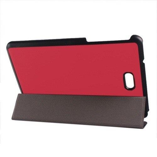 עבור Dell Venue 8 Pro Tablet סלים עור חכם מגנטי הספר נרתיק עור עומד לכסות עיצוב מקורי + מגן מסך + עט