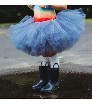 Mody dziewczyny Tutu super puszysty 6 warstw halka księżniczka balet spódniczka Tutu do tańca dla dzieci ciasto spódnica boże narodzenie ubrania dla dzieci tanie i dobre opinie YingYuanFang Na co dzień CN (pochodzenie) Pasuje prawda na wymiar weź swój normalny rozmiar NYLON Poliester Stałe Ruched
