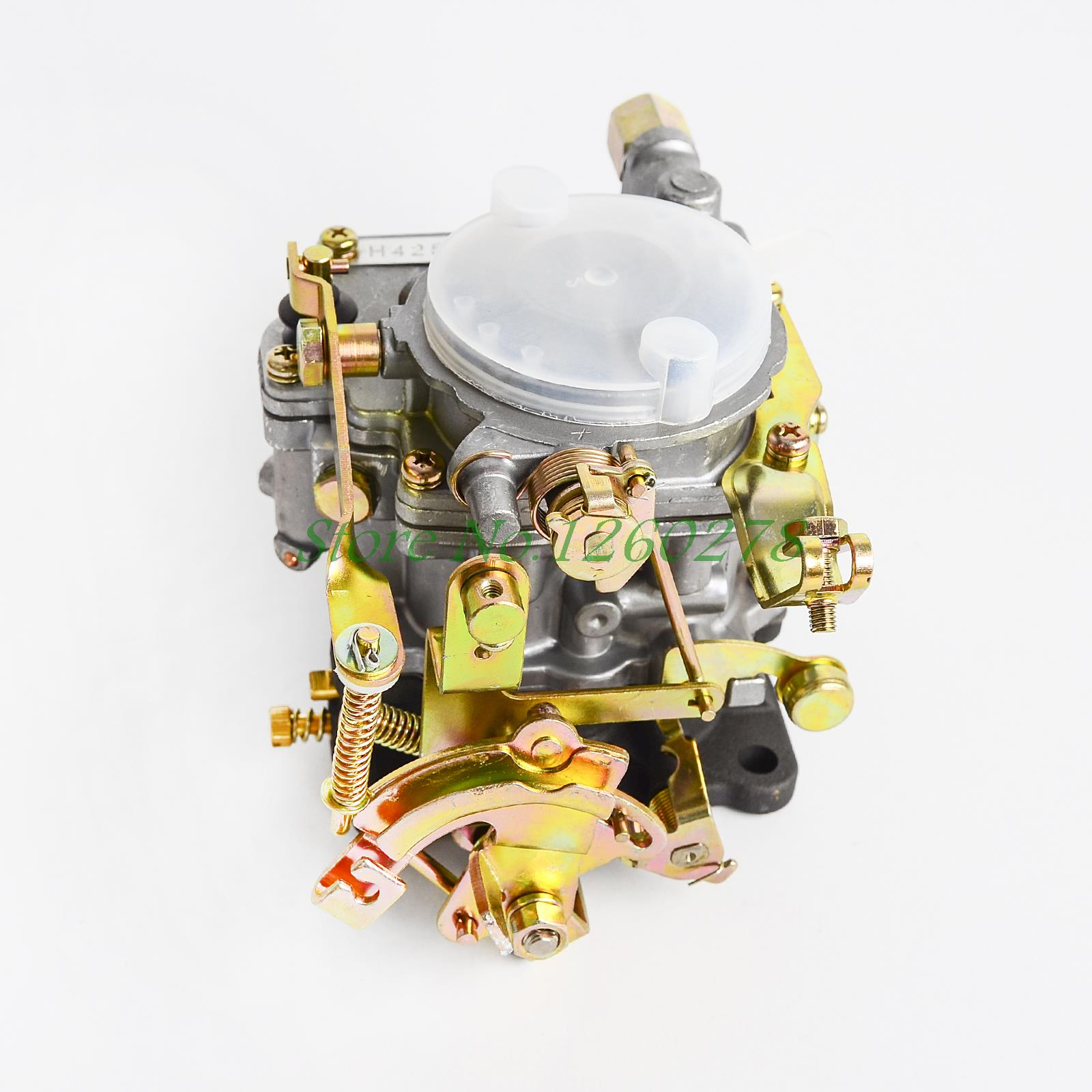 Carby Carburetor for 21100 24045 TOYOTA 3K COROLLA TRUENO 1974 1981 TOYOTA Starlet 1974 1978