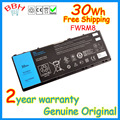 NEW original FWRM8 battery for DELL Latitude 10-ST2 (ST2E) PPNPH 1XP35 KY1TV 30wh 7.4V