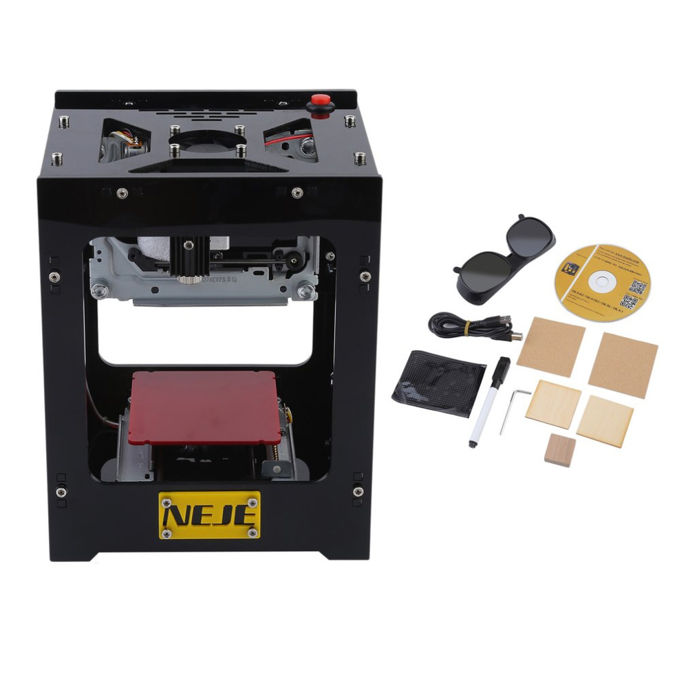 1500mW Household DIY Intelligent Micro Laser Engraver Cutter Machine USB Bluetooth Engraving Machine High Speed For Art Craft cm02 d1080 diy kit for co2 laser cutting machine high speed 2 laser head outer guide for laser engraver and cutter