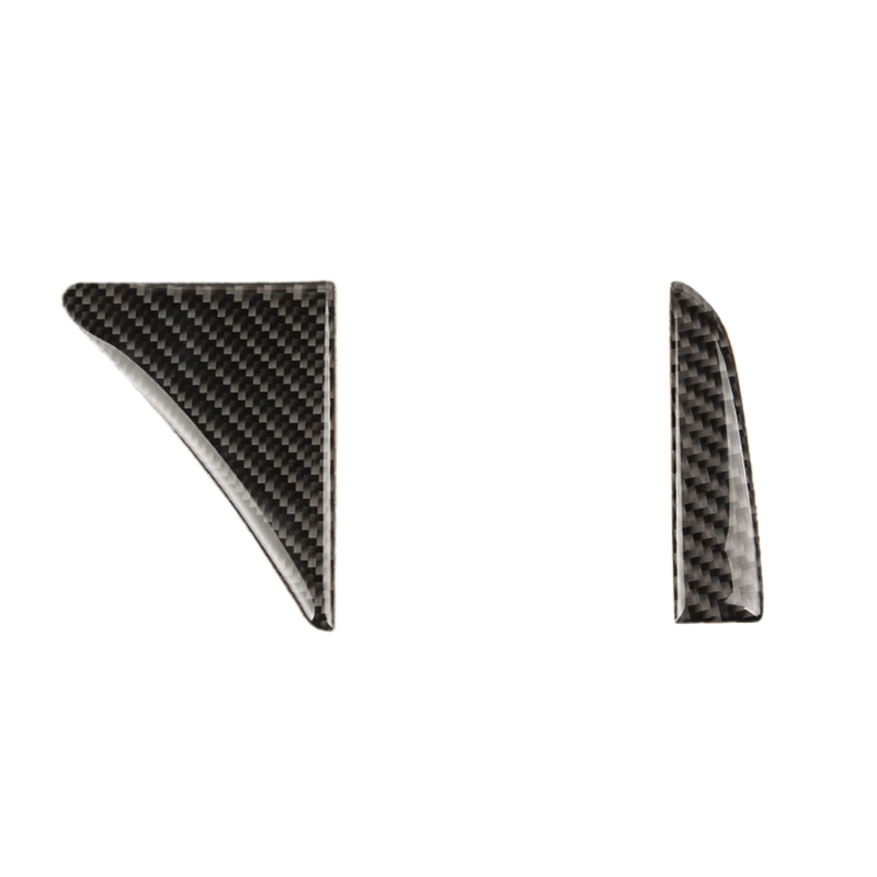 Image 2 - For Audi A4 B8 2009 2010 2011 2012 2013 2014 2015 2016 Carbon Fiber GPS Navigator Screen Frame Decor Cover Sticker Trim-in Interior Mouldings from Automobiles & Motorcycles