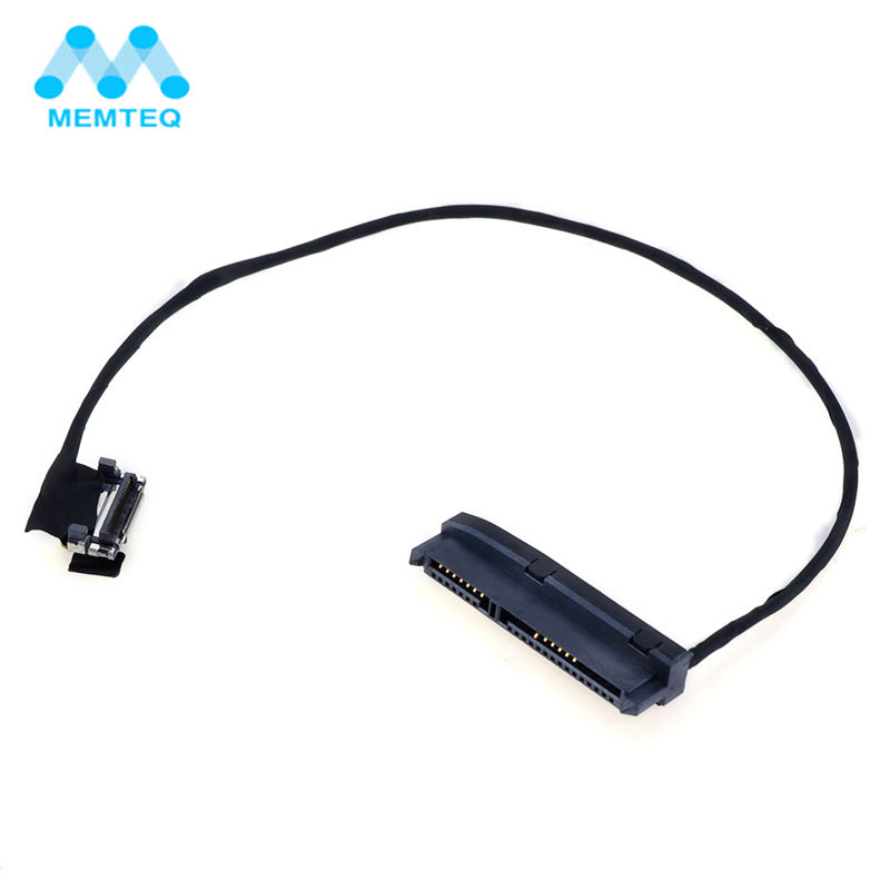 MEMTEQ Laptop Sata Hard Drive Connector HDD Adapter Cable For HP PAVILION DV7-6000 DV7t-6000 nokotion sata hard disk drive connector for hp pavilion dv7 dv7 6000 hpmh b3035050g00004 hdd cable 235mm