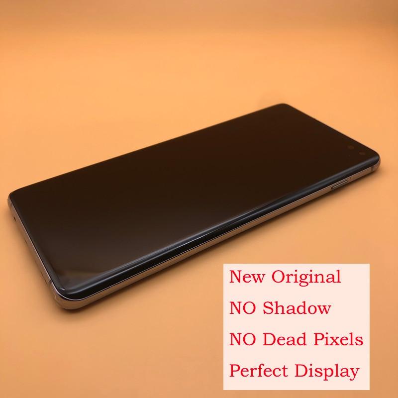 3040 1440 NEW Original LCD Display for SAMSUNG S10E 5 8 S10 G9730 SM G9730 6